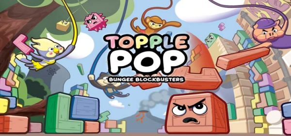 TopplePOP Bungee Blockbusters Free Download FULL PC Game
