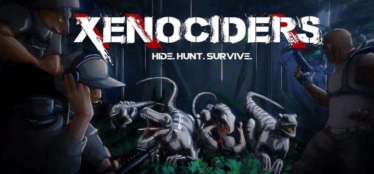 Xenociders Free Download FULL Version Crack PC Game