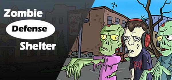 Zombie Defense Shelter Free Download FULL Version PC Game