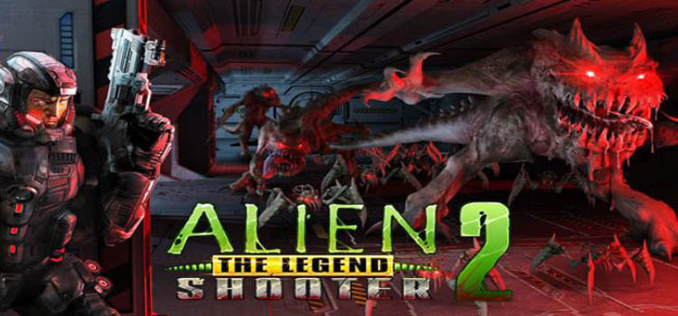 Alien Shooter 2 The Legend Free Download PC Game