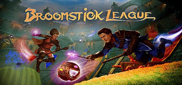 Broomstick League Free Download FULL Version PC Game