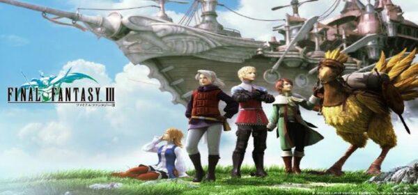 Final Fantasy 3 Free Download FULL Version PC Game