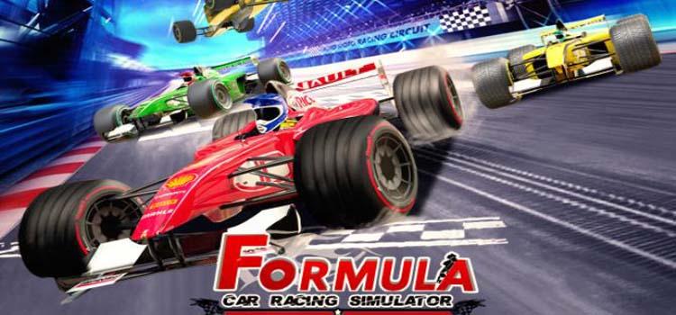 Formula Car Racing Simulator Free Download FULL PC Game