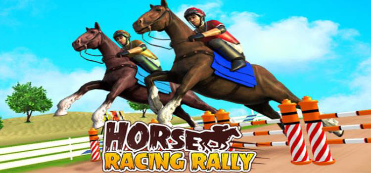 Horse Racing Rally Free Download FULL Version PC Game