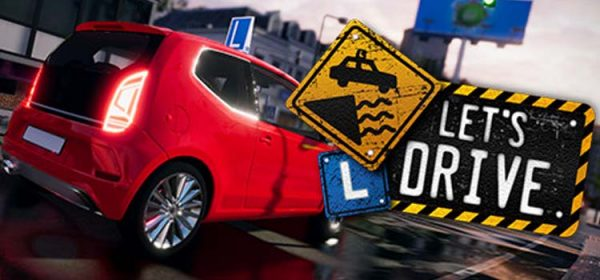 Lets Drive Free Download FULL Version Crack PC Game