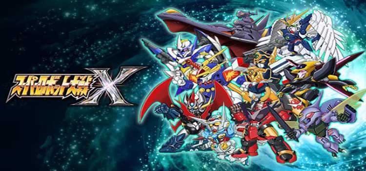 Super Robot Wars X Free Download FULL Version PC Game