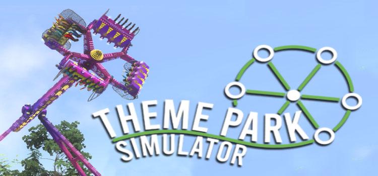Theme Park Simulator Free Download FULL Version PC Game