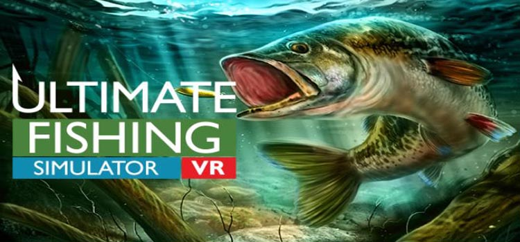 Ultimate Fishing Simulator VR Free Download PC Game