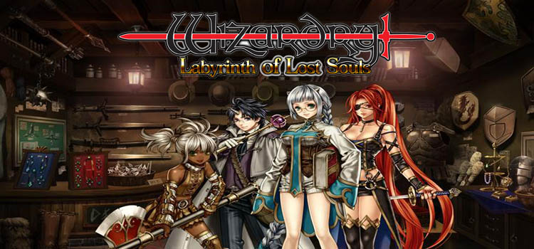 Wizardry Labyrinth Of Lost Souls Free Download PC Game