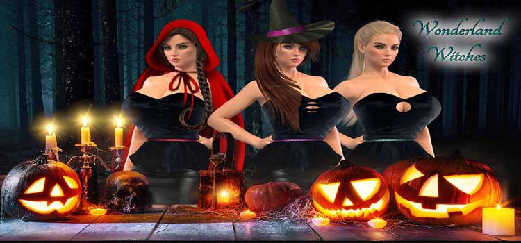 Wonderland Witches Free Download FULL Version PC Game