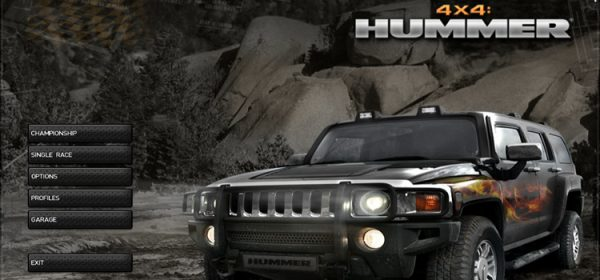 4x4 Hummer Free Download FULL Version Crack PC Game
