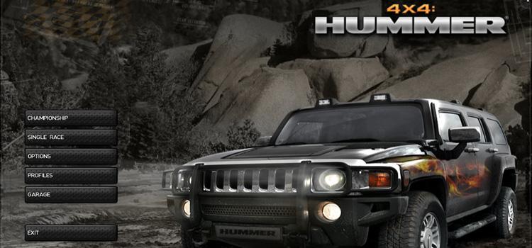 4x4 Hummer Free Download FULL Version Crack PC Game