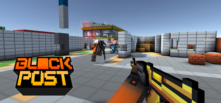 BLOCKPOST Free Download FULL Version Crack PC Game