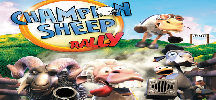 Champion Sheep Rally Free Download Full Version PC Game