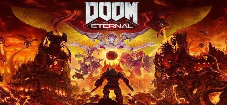 DOOM Eternal Free Download FULL Version Crack PC Game