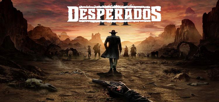 Desperados 3 Free Download FULL Version Crack PC Game