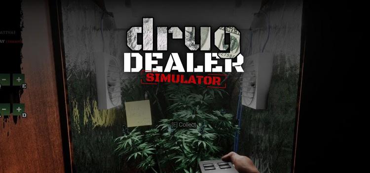 Drug Dealer Simulator Free Download FULL Crack PC Game