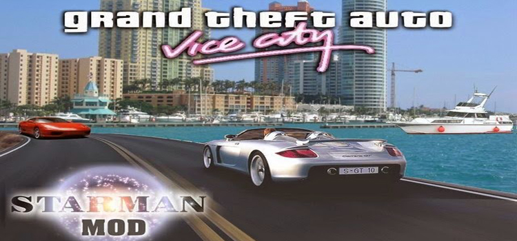 GTA Vice City Starman Free Download FULL PC Game