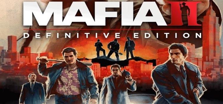 Mafia 2 Definitive Edition Free Download FULL PC Game