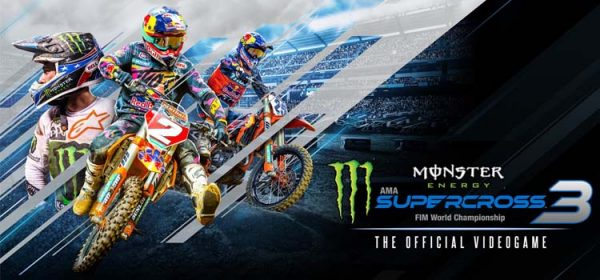 Monster Energy Supercross 3 Free Download FULL PC Game
