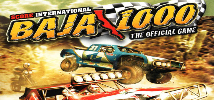 Score International Baja 1000 Free Download Full PC Game
