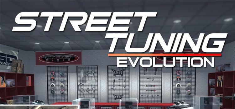 Street Tuning Evolution Free Download Full Version PC Game