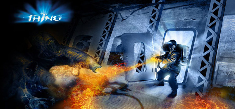 The Thing Free Download FULL Version Crack PC Game