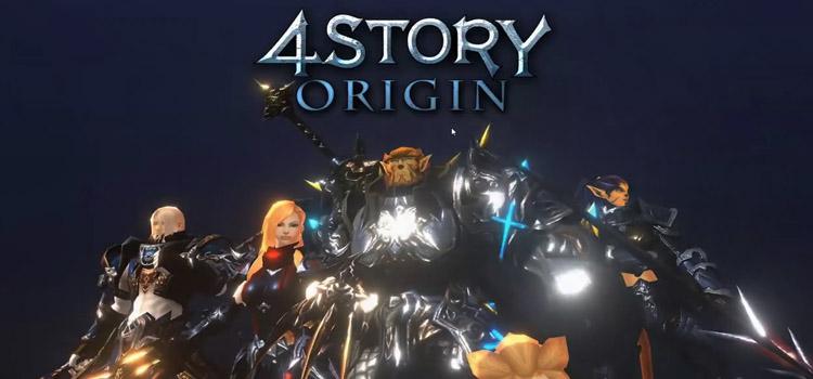 4Story Origin Free Download Full Version Crack PC Game