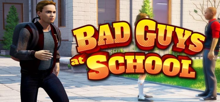 Bad Guys At School Free Download FULL Version PC Game