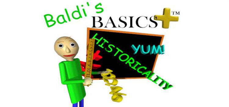 Baldis Basics Plus Free Download FULL Version PC Game