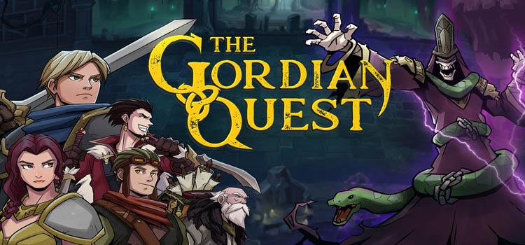Gordian Quest Free Download FULL Version Crack PC Game