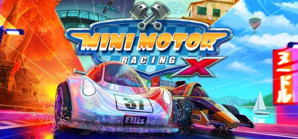 Mini Motor Racing X Free Download Full Version PC Game