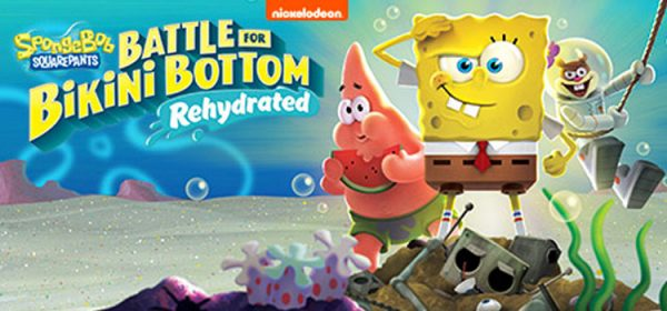 SpongeBob SquarePants Free Download Full Version PC Game