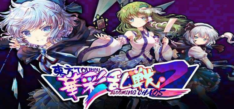 Touhou Blooming Chaos 2 Free Download Full Crack PC Game
