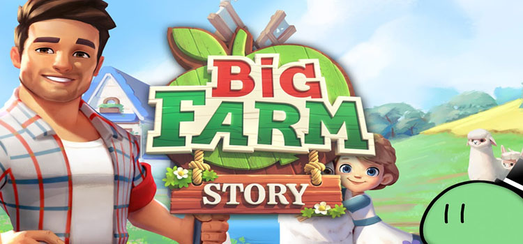 Big Farm Story Free Download FULL Version PC Game
