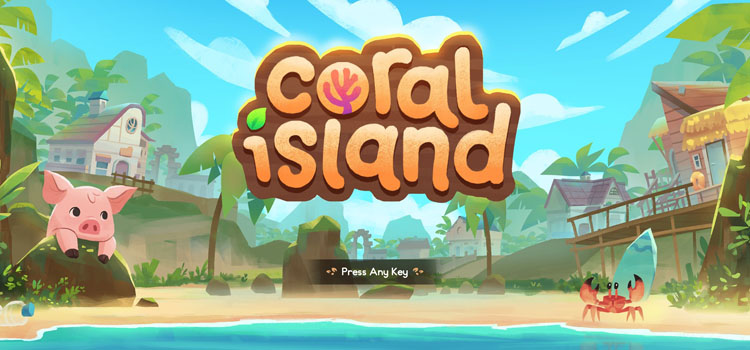 Coral Island Free Download FULL Version Crack PC Game