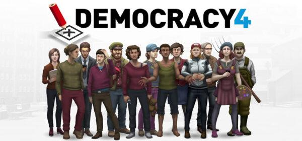 Democracy 4 Free Download FULL Version Crack PC Game