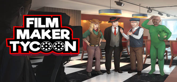 Filmmaker Tycoon Free Download FULL Version PC Game
