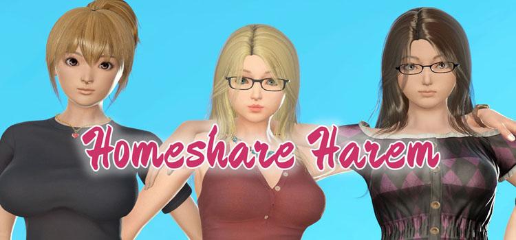 Homeshare Harem Free Download FULL Version PC Game