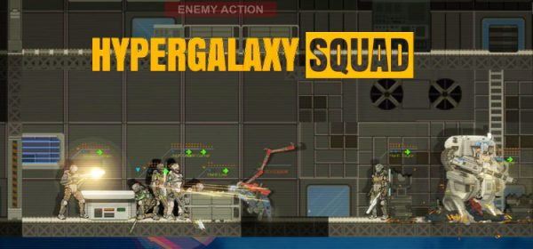 Hypergalaxy Squad Free Download FULL Version PC Game