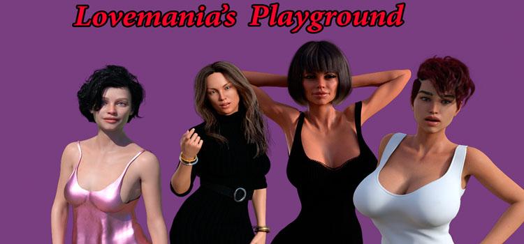 Lovemanias Playground Free Download FULL PC Game