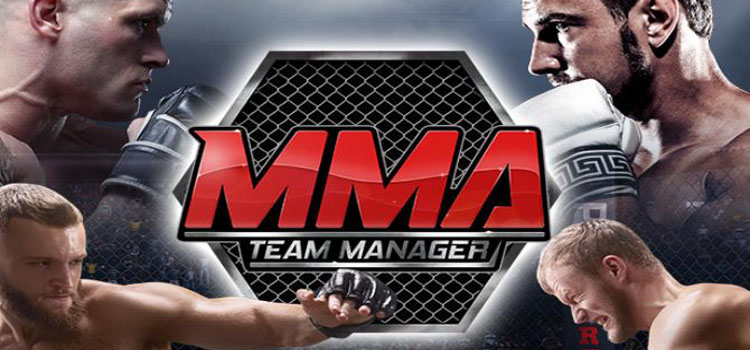 MMA Team Manager Free Download FULL Version PC Game