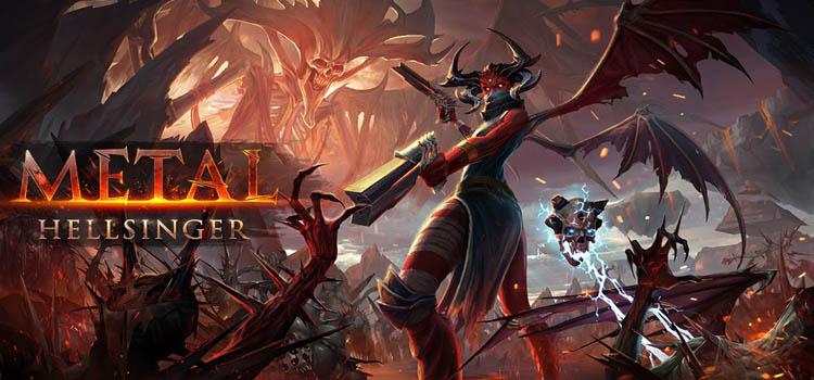Metal Hellsinger Free Download FULL Version PC Game