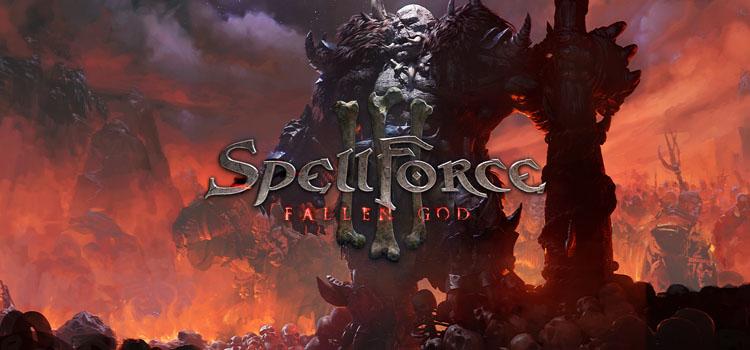 SpellForce 3 Fallen God Free Download FULL PC Game