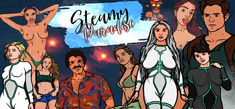 Steamy Paradise Free Download FULL Version PC Game