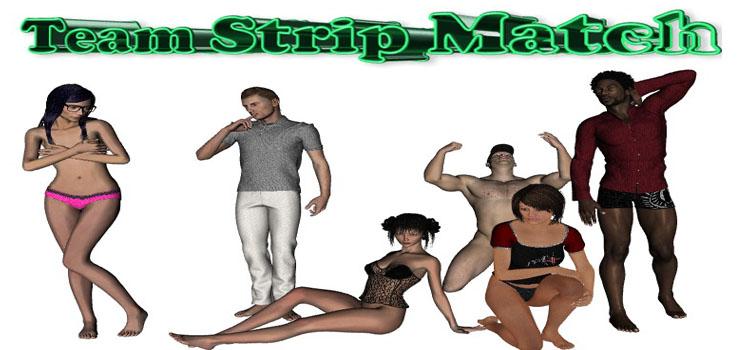 Team Strip Match Free Download FULL Version PC Game