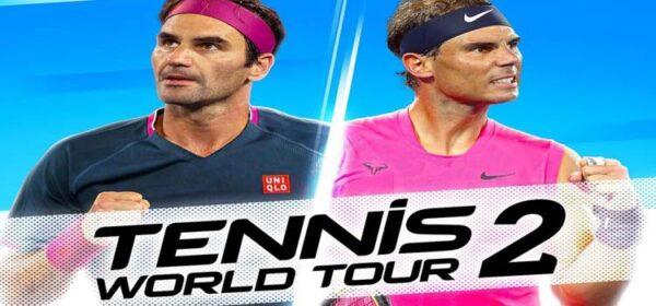 Tennis World Tour 2 Free Download FULL PC Game