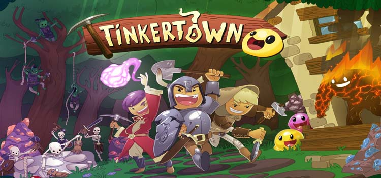 Tinkertown Free Download FULL Version Crack PC Game