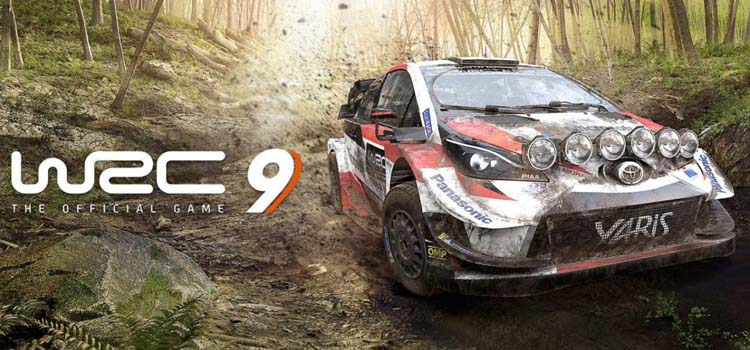 WRC 9 Free Download FULL Version Crack PC Game