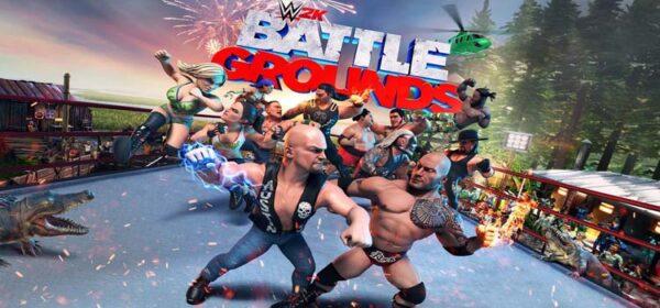 WWE 2K Battlegrounds Free Download Full Version PC Game